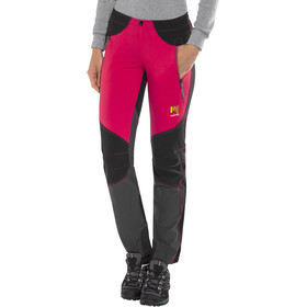 Karpos Rock Women, raspberry/black/dark grey